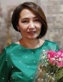 Сундеткалиева Жанаргул Кадыржановна
