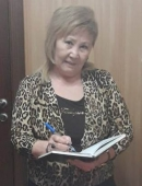 Аманова Рахиля Жукутаевна